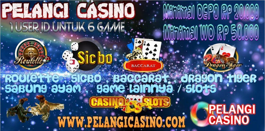 Promo pelangi casino