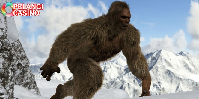 Jejak Kaki Manusia Salju Raksasa Yeti Muncul di Himalaya?