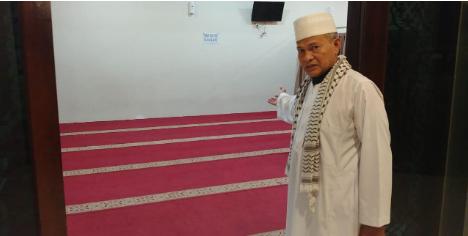 Penjelasan DKM Masjid Al Falah