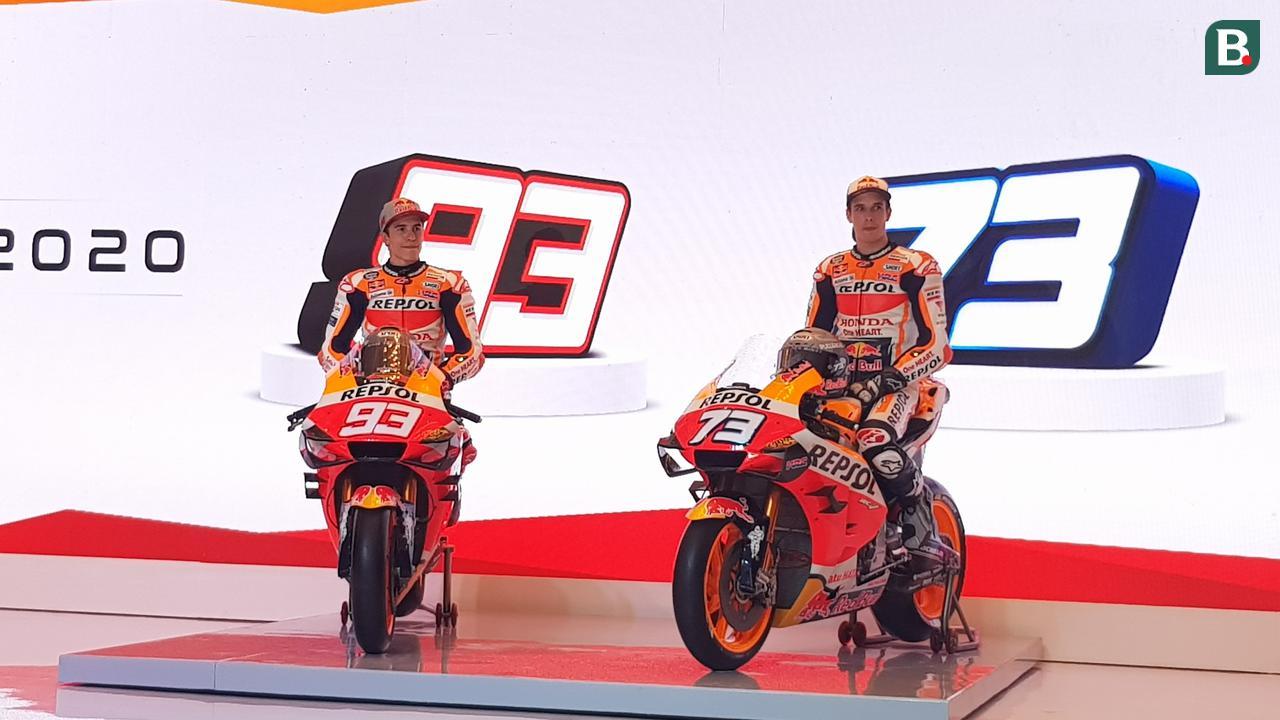 Honda Tuntut Alex Marquez Tampil Gila-gilaan pada MotoGP 2020