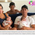 Cara Sederhana Cristiano Ronaldo Bahagiakan Keluarganya