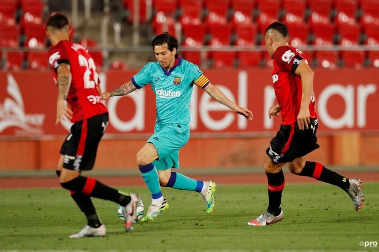 Liga-nya Lionel Messi Adalah La Liga