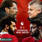 Susunan Pemain Liverpool Vs Manchester United: Paul Pogba Starter, Henderson Jadi Bek