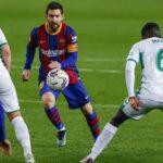 Liga Spanyol: Lionel Messi Tampak Frustrasi di Babak Pertama, Ini Komentar Pelatih Barcelona Ronald Koeman